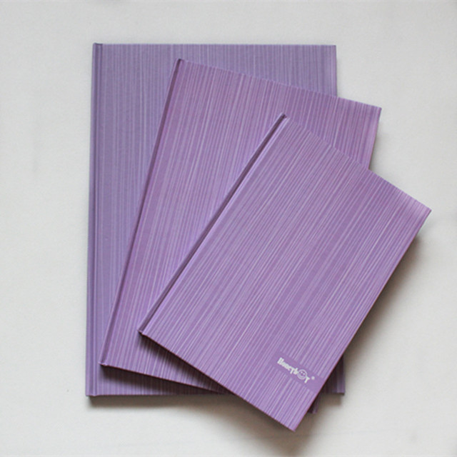 Hard cover notebooks set