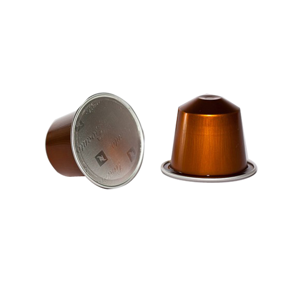 Nespresso Coffee Capsule Filling Sealing Machine