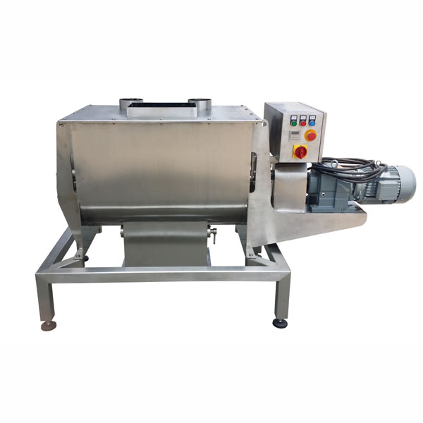 powder ribbon blender & mixer