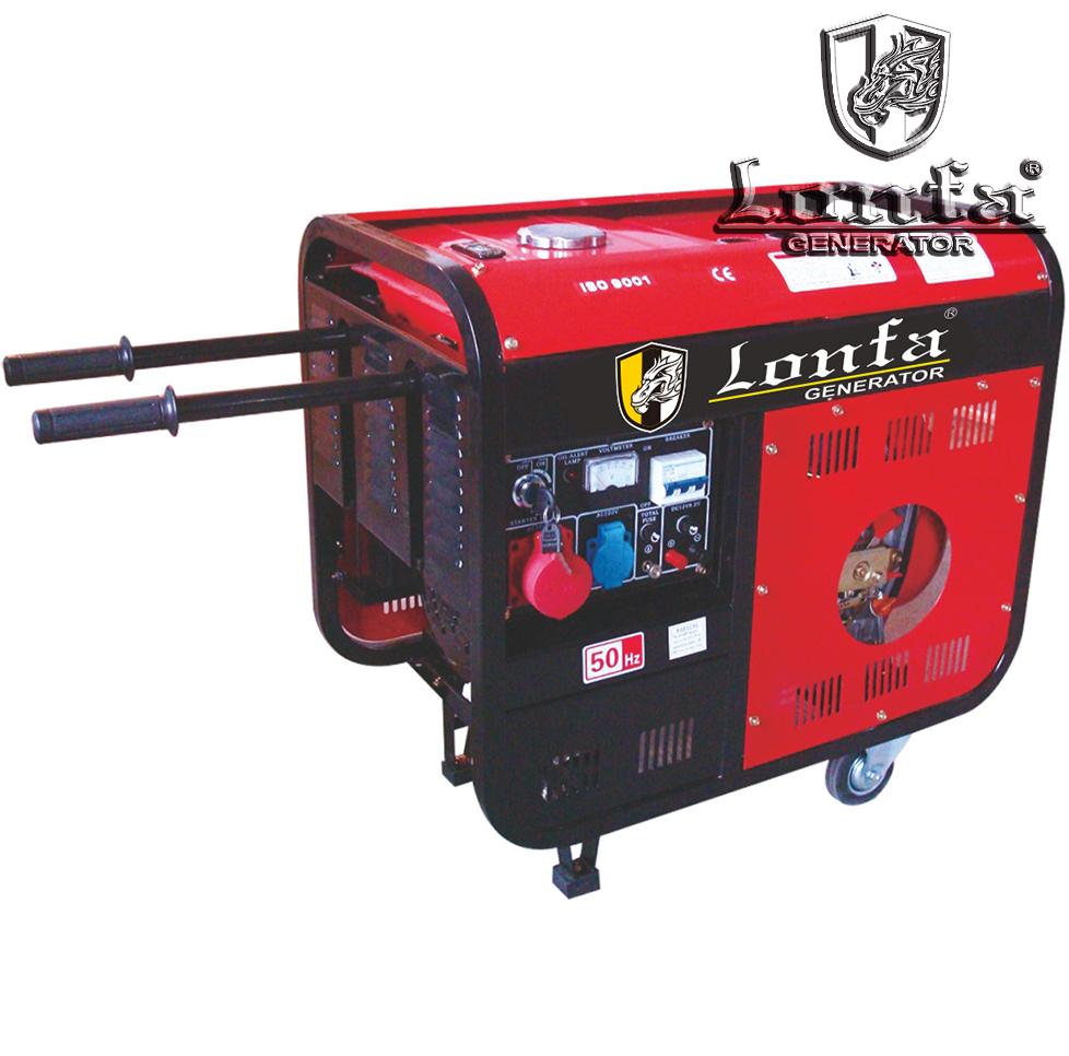 Onan 6500 Commercial Generator Wiring Diagram: 2.0kVA To 8.0kVA SEMI-CLOSED THREE PHASE DIESEL GENERATOR