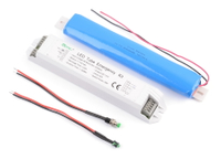 Emergency conversion kit for T5 T8 led tube