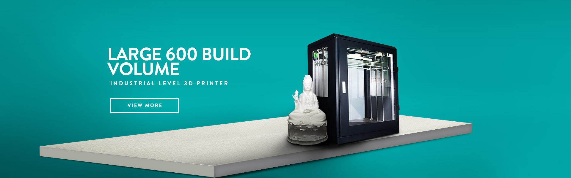 YASIN 3D 600 Large Size Industrial Level 3D Printer