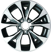 W0839 Replica Alloy Wheel / Wheel Rim for honda