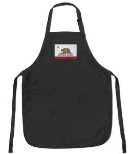 California Flag Apron
