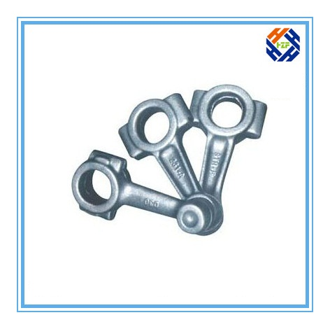 Steel Forging Parts, Made of Carbon Steel and Alloy or Stainless