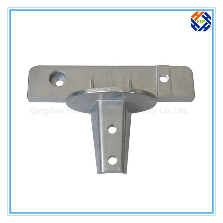 Aluminum Die Casting Mounting Bracket for Street Signs-5