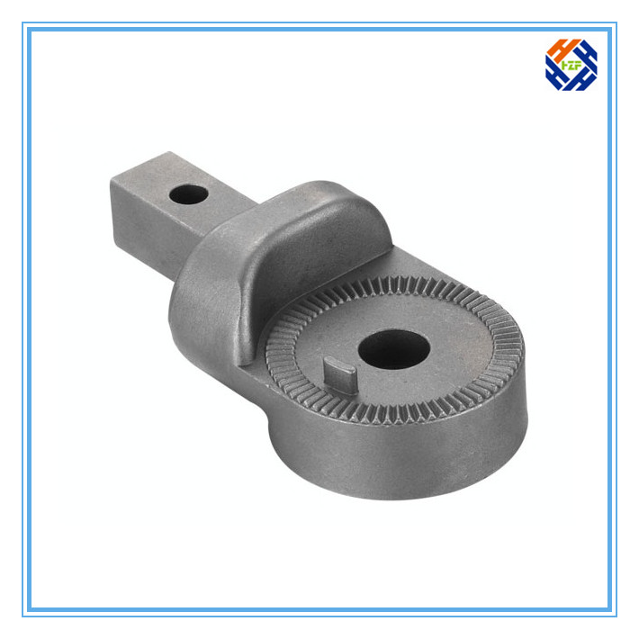 Alloy Steel Precision Casting-6
