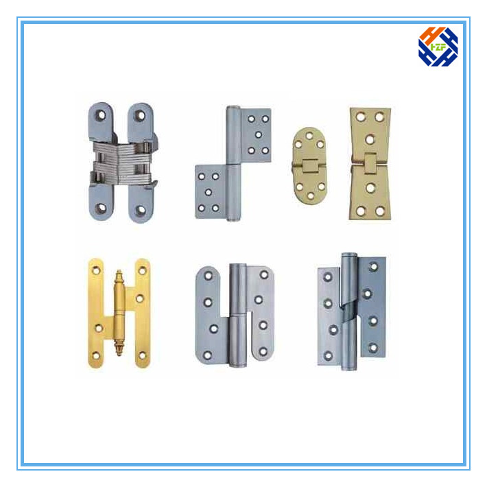 Steel Investment Casting for Door Hinges and Bolts-5