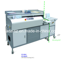 Perfect Book Glue Binding Machine YD-986V / YD-986Z5(With Book Grooving Unit)