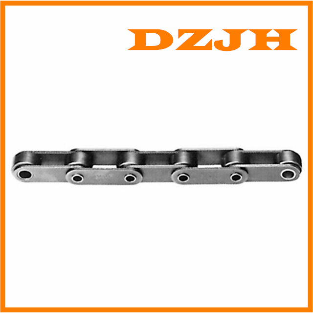 Double Pitch Type Hollow Pin Chain
