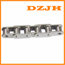 Roller Chain with Straight Side Plates A series