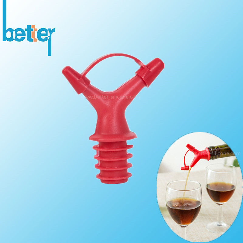 Custom Food Grade Silicone Bottle Stopper From China