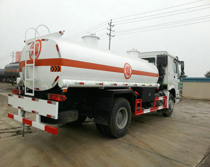 ZZ1167M4611W oil tanker-17-factory- fuel truck