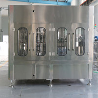 CGF16-16-5 6000B/H Washing Filling Capping Machine (3-in-1)