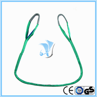 1000kg Polyester Webbing Slings Eye-Eye Type to EN1491-12