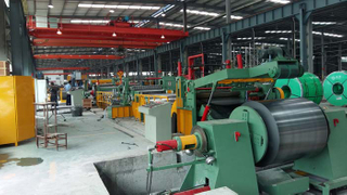 fully automatic slitting machine