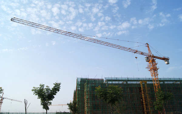 Benefits and Risks of buying reconditioned tower cranes