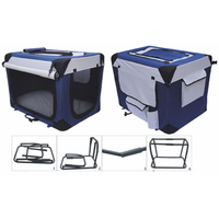 Travel Dog Crate with Carrying Bag