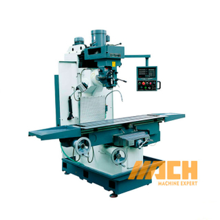 X713 Universal Milling Bed Type Vertical Milling Machine