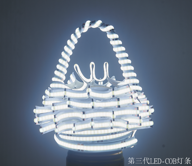 12V COB led strip light
