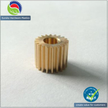 Brass Gears for Geard Motor