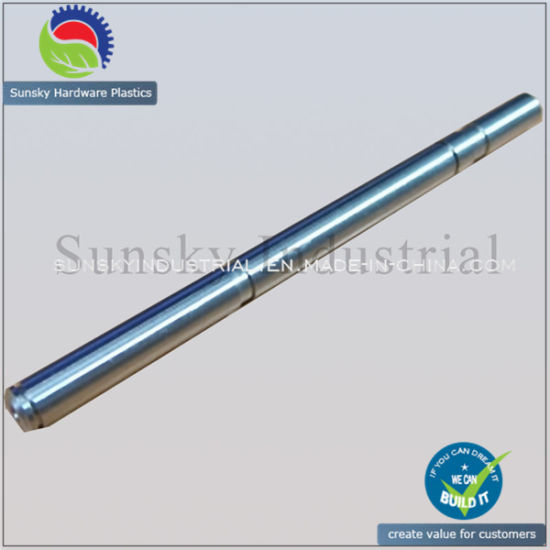 CNC Machined Shaft Axle for Geared Motors (ST13031)