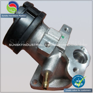 Die-Casting Plastic Parts Quick Connect Garden Hose Fittings (HP20010)