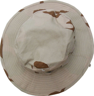 Army Combat Hat in Desert Camo