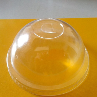 Disposable High Clear PP Dome Lid