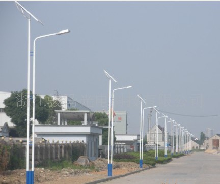 Solar Street Light Pole (JMTL-31)