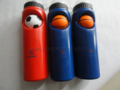 CNOOC Logo Promotional Sports Botle with PU Ball