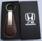 Car Sales Gift Geniune Leather Keychain