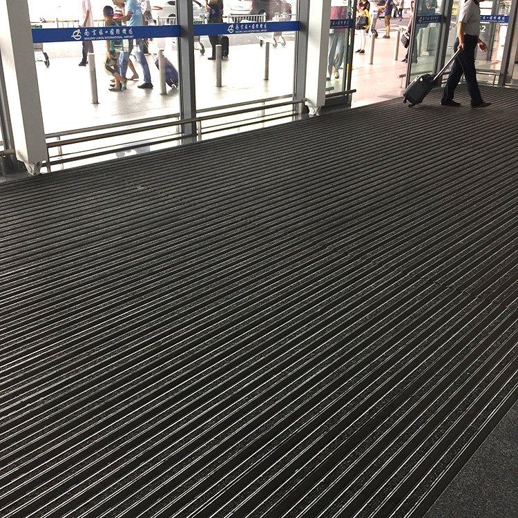 MS-600铝合金防尘地毯