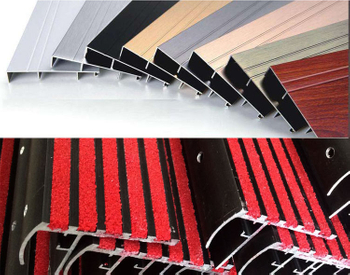 What is Aluminum Anodization for expansion joint, movement joint, stair nosing and entrance mat ?