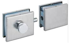 Glass door lock FS-252