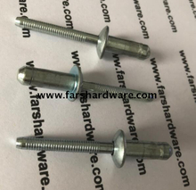 All Aluminum Hem-Luk Type Dome Head Pop Rivet