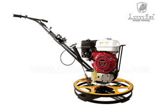 600mm honda engine mini power trowel concrete