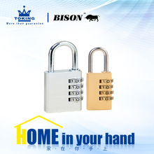 Aluminum Alloy Combination Padlock WA113