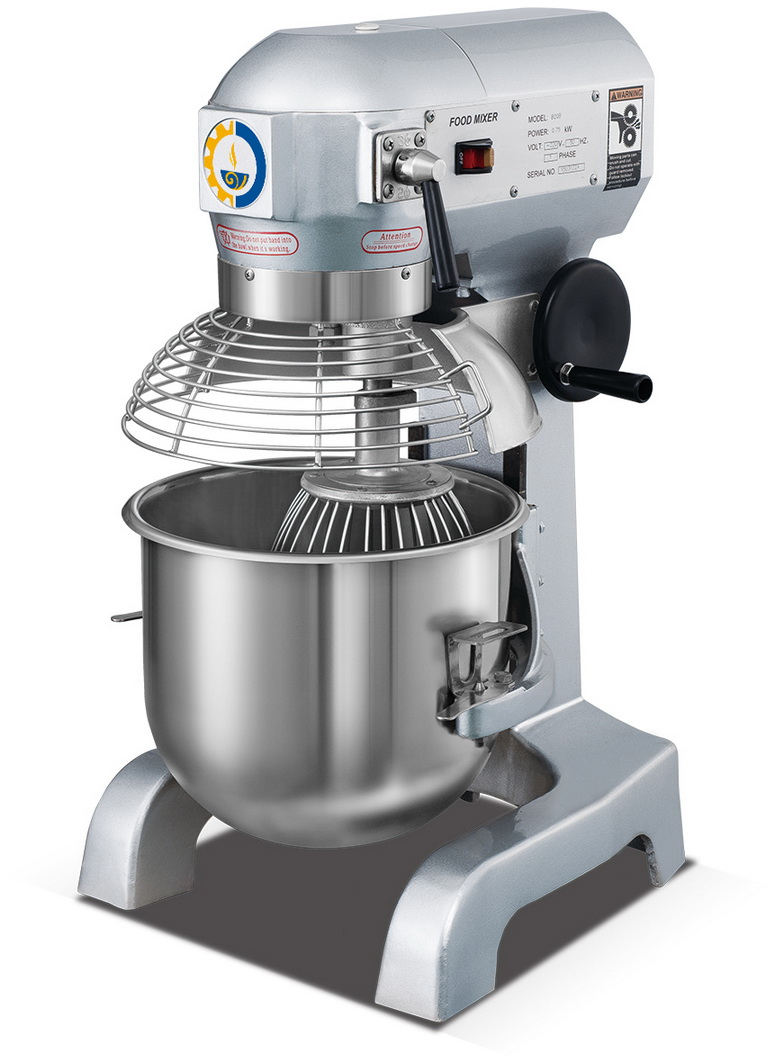 Commercial food mixer industrial food mixer 1100w ZB30B for ktichen