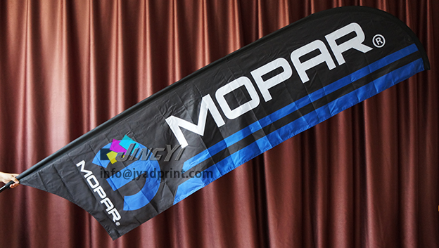 Cusotm Feather Beach Flag Feather & Teardrop Sports Event Display Outdoor Wind Advertising Promotion Flag