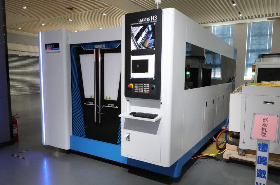 fiber lazer kesim makinesi