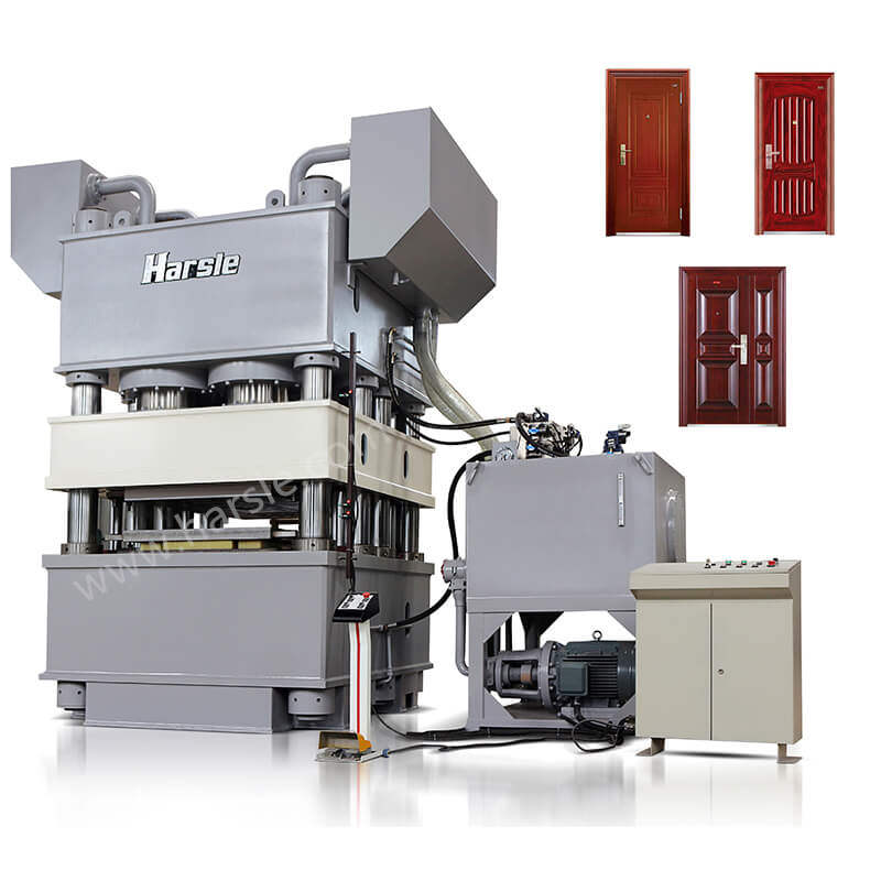 y32-door-embossing machine