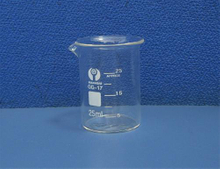 25ml Glass Beaker