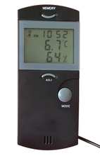 TH-2 Digital Indoor Outdoor Thermometer and Hygrometer