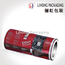 Coffee bean Auto Packing Film