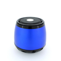 Aluminum Bluetooth Speaker W/TF Card&Hands Free Style No. Spb-P19