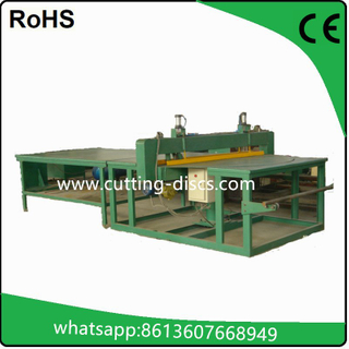 Automatic Cutting Machine For abrasive cloth roll