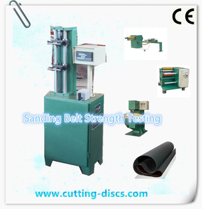 Belt Tensile Testing Machine