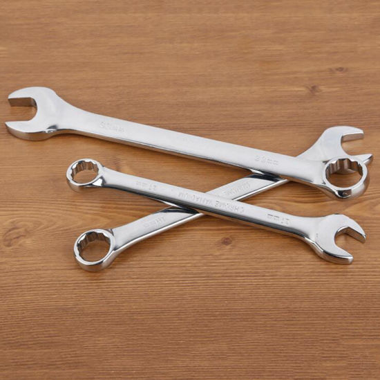 Cr-V Metric Combination Wrench, Combination Spanner
