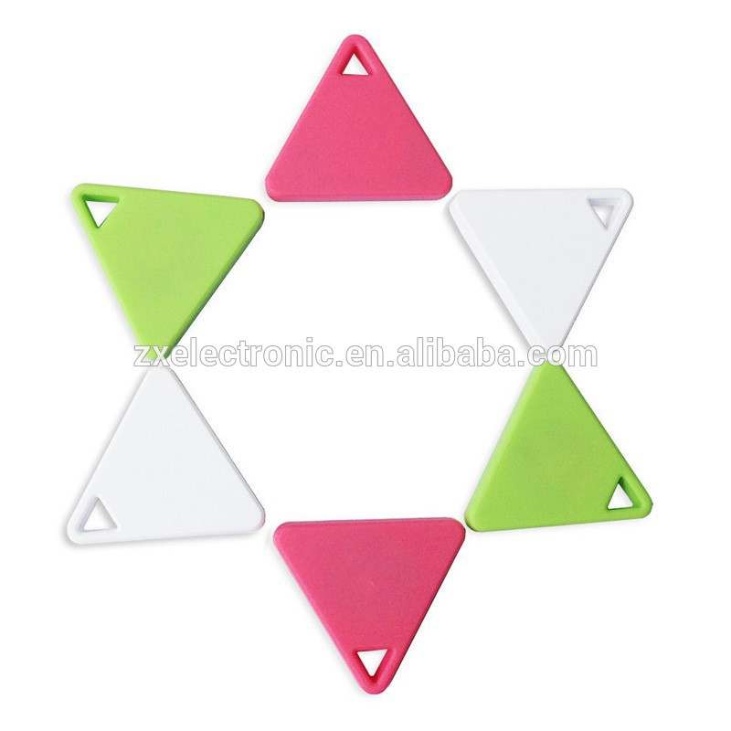 Colorful 38*38*5mm GPS Tracking Chip Small With Your Logo